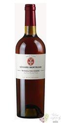 vin Doux naturel Rivesaltes Ambré Aop 2011 Gérard Bertrand  0.75 l