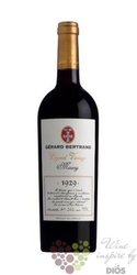 """Maury """" Legend vintage """" 1929 Languedoc Roussillon Aoc Gérard Bertrand    0.75 l"""