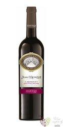"""Cabernet Sauvignon """" Grande cuvée elevée en fut de chéne """" 2015 Languedoc VdP Jean d´Aosque  0.75 l"""