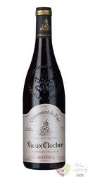 """Chateauneuf du Pape rouge """" Vieux Clocher """" Aoc 2009 Arnoux & fils     0.75 l"""