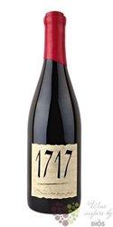 """Vacqueyras rouge """" 1717 """" Aoc 2015 Arnoux & fils     0.75 l"""