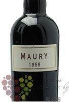 vin Doux naturel Maury Aoc 1959 domaines et du Sud Terroirs   0.75 l