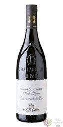 """Chateauneuf du Pape rouge """" Vieiles vignes """" Aoc 2011 domaine Grand Veneur    0.75 l"""