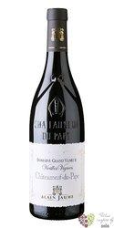 """Chateauneuf du Pape rouge """" Vieilles vignes """" Aoc 2012 domaine Grand Veneur    0.75 l"""