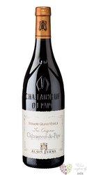 """Chateauneuf du Pape rouge """" Origines """" Aoc 2014 domaine Grand Veneur    0.75 l"""