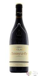 Chateauneuf du Pape rouge Aoc 2010 Jerome Quiot domaine Duclaux  0.75 l