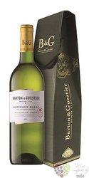 "Bordeaux blanc "" Passeport series "" Aoc gift box Barton & Guestier   0.75 l"