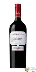 Bordeaux rouge Aoc 2017 Barton & Guestier  0.75 l