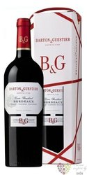 "Bordeaux rouge "" Passeport series "" Aoc 2014 gift box Barton & Guestier    0.75l"