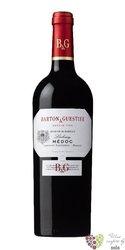 Médoc rouge Aoc Barton & Guestier  0.75 l