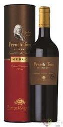 "Médoc rouge "" French Tom reserve "" Aoc Barton & Guestier   0.75 l"