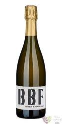 "Crémant du Jura blanc "" BBF "" Aoc brut extra domaine Tissot  0.75 l"