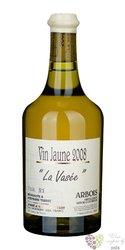 """vin Jaune du Arbois """" la Vasée """" Aoc 2008 domaine Tissot  0.62 l"""