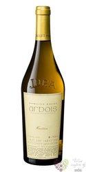 """Arbois blanc """" Tradition """" Aoc 2012 domaine Rolet  0.75 l"""