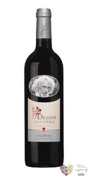 "Corbieres rouge "" le Demon de I´Eveque Tradition "" Aoc 2016 Chateau bel Eveque Pierre Richard 0.75 l"
