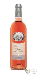 "Corbieres rosé "" le Demon de I´Eveque "" Aoc 2014 Chateau bel Eveque Pierre Richard  0.75 l"
