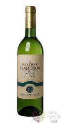 Bordeaux blanc Réserve tradition Aop 2015 UniVitis  0.75 l