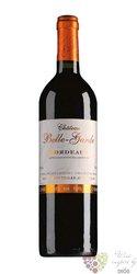 Chateau Belle Garde rouge 2012 Bordeaux AOC    0.75 l
