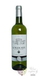 Bordeaux blanc Aoc 2012 grands vins de Gironde  0.75 l