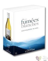 """Sauvignon blanc """" les Fumées blanches """" Languedoc VdP d´Oc by Francois Lurton  3.00l"""