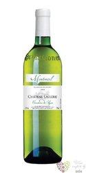 """Comtesse de Ségur blanc """" Montravel """" Aoc 2014 Chateau Laulerie by Vignobles Dubard    0.75 l"""