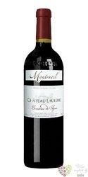 """Comtesse de Ségur rouge """" Montravel """" Aoc 2015 Chateau Laulerie by Vignobles Dubard    0.75 l"""