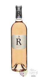 "Cotes de Provence cru classé rose "" R de Rimauresq "" 2013 domaine du Rimauresq 0.75 l"