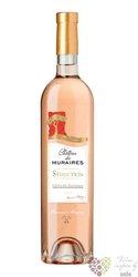 Chateau des Muraires rosé 2016 Cotes de Provence Aoc Bernard Magrez  0.75 l
