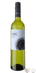 Sauvignon 2015 moravské zemské víno z vinařství Fabig     0.75 l