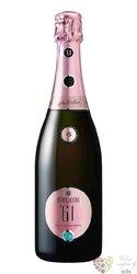 """Franciacorta rosé """" 61 """" Docg brut Berlucchi   0.75 l"""