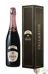 "Franciacorta rosé "" Cellarius "" Docg brut Berlucchi     0.75 l"