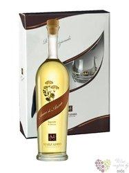 Anice di Anna 2glass pack Italian liqueur distileria Marzadro 50% vol.  0.50 l