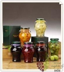 "Frut Jars "" Mela verde "" distileria Marzadro 40% vol.   0.35 l"
