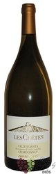 """Chardonnay """" Cuvee de Bois """" 2005 Valle d'Aosta DOC Les Cretes    0.75 l"""