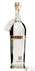 """Grappa affinata """" Anfora """" aged in terracotta Marzadro 43% vol.  0.70 l"""