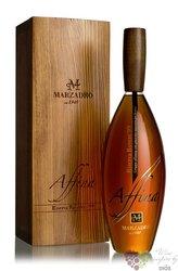 """Grappa Affina riserva """" Rovere """" 2000 luxury wood box Marzadro 43% vol.   1.00 l"""