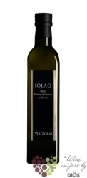 "Extra virgin olive oil di Sardegna "" Iolaio "" by cantina Argiolas     0.50 l"