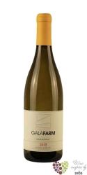 Chardonnay 2015 moravské zemské víno Galafarm  0.75 l