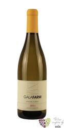 Ryzlink vlašský 2013 moravské zemské víno Galafarm  0.75 l