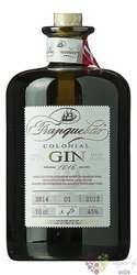 "Tranquebar 2013 "" Colonial "" small batch Danish gin 45% vol.   0.70 l"