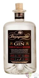 "Tranquebar 2014 "" Christmas spiced "" small batch Danish gin 48% vol.  0.70 l"