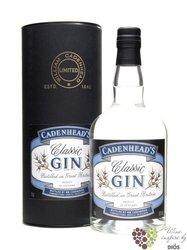 "Cadenhead´s "" Classic "" Scotch dry gin Springbank 50% vol.    0.70 l"