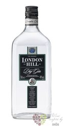 London Hill dry gin by Ian Macleod 40% vol.  1.00 l