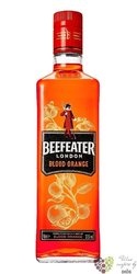 "Beefeater "" Blood Orange "" English flavored gin 37.5% vol.  1.00 l"