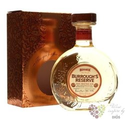 "Beefeater "" Burrough´s reserve batch.1 "" ex - Lillet oak casks rested gin 43% vol.  0.70 l"