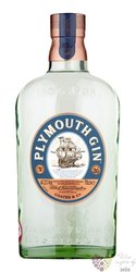 Plymouth English London dry gin 41.2% vol.    1.00 l