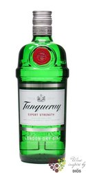 "Tanqueray "" Export Strength "" special London dry gin 47.3% vol.   1.00 l"