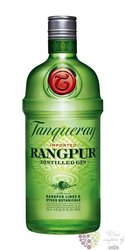 """Tanqueray """" Rangpur """" lime fused gin 41.3% vol.  1.75 l"""