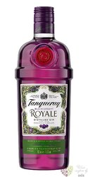 """Tanqueray """" Blackcurrant Royale """" flavored English gin 41.3% vol.  0.70 l"""