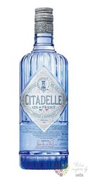 Citadelle premium French Dry gin 44% vol.  0.70 l